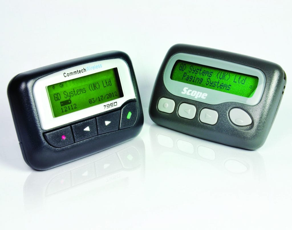 Why use Pagers